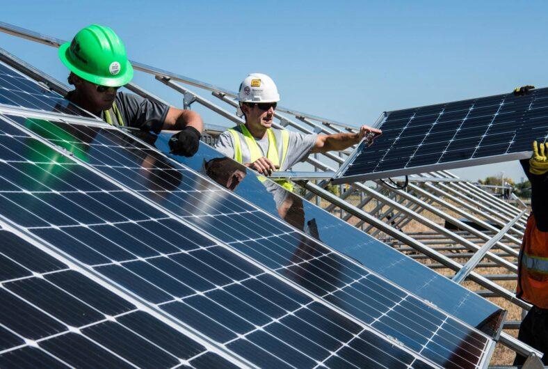 Fournisseur et installateur de panneaux solaires
