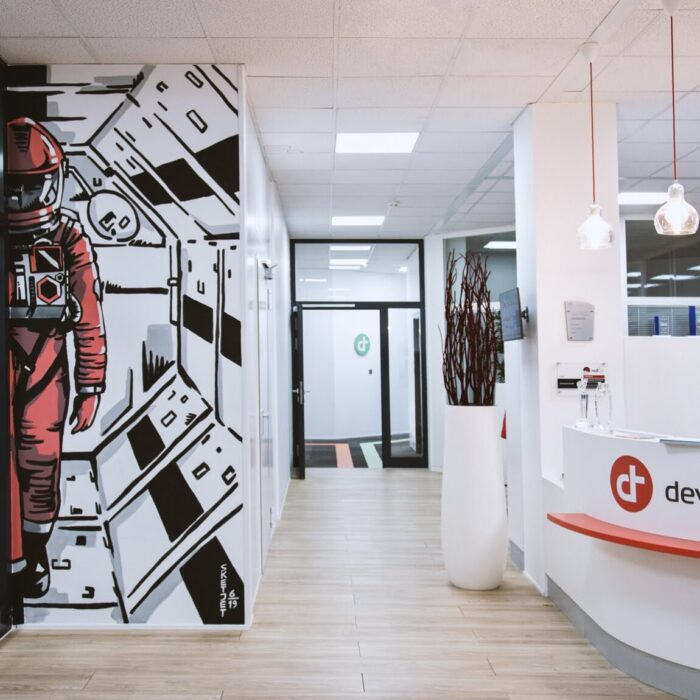 Bureaux Devoteam France
