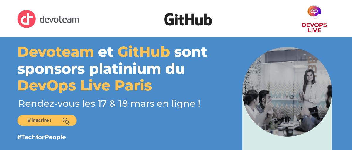 Devoteam et GitHub